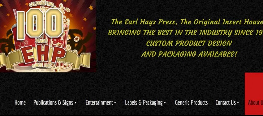 The Earl Hays Press