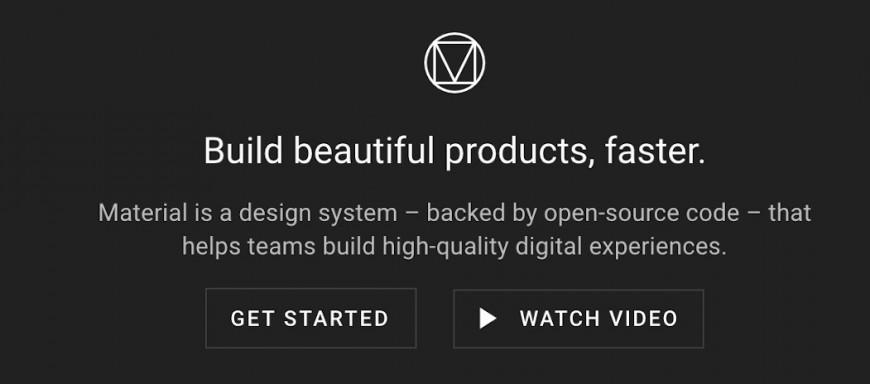 material design, recursos para diseñadores